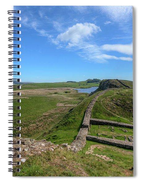Milecastle 39 - England Spiral Notebook