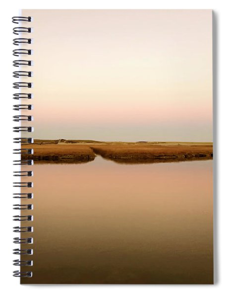 Mill Creek, Sandwich Cape Cod, November, 2015.  Spiral Notebook