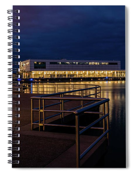 Milwaukee Landmarks Spiral Notebook