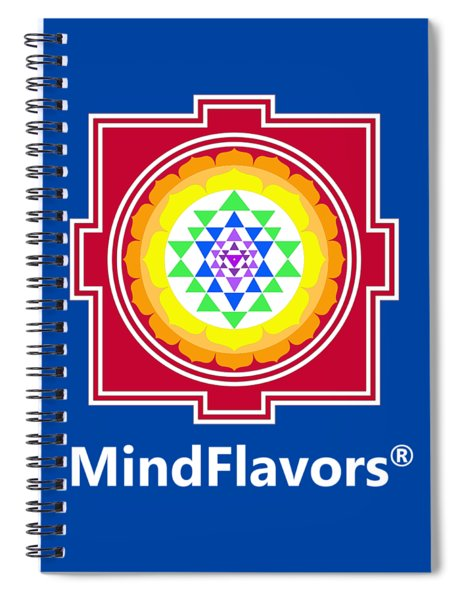 Mindflavors Small Spiral Notebook