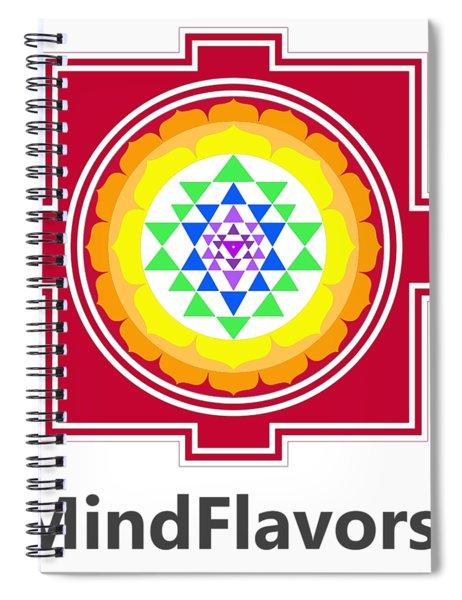 Mindflavors Original Medium Spiral Notebook