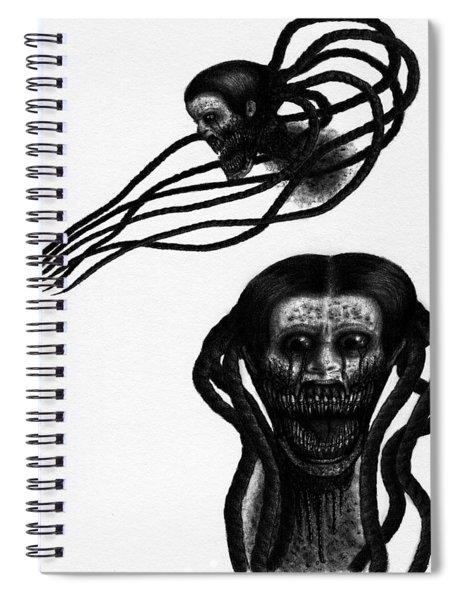 Minna - Artwork Spiral Notebook
