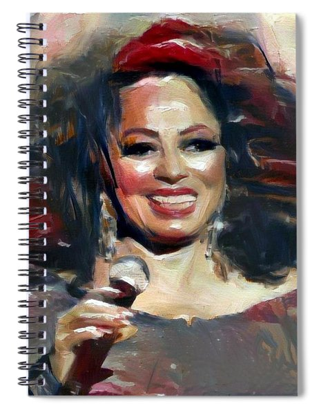 Miss Ross Spiral Notebook
