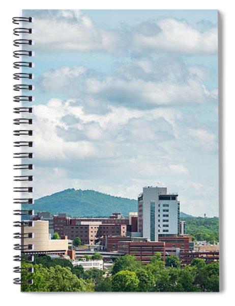 Mission Campus Spiral Notebook