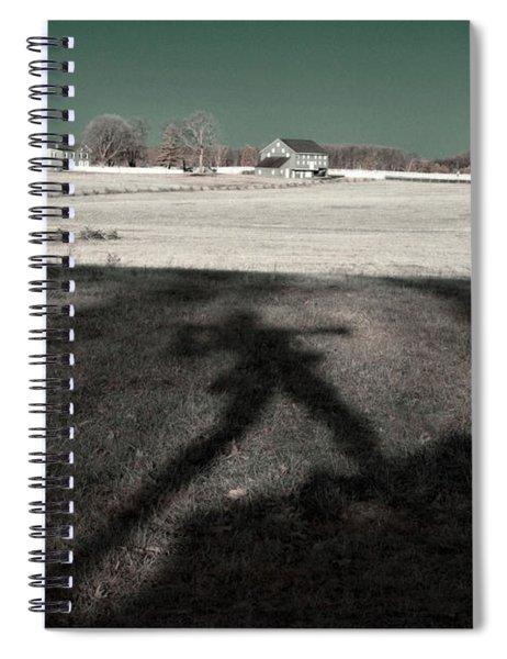 Mississippi Shadow Spiral Notebook