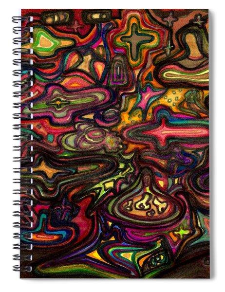 ML5 Spiral Notebook