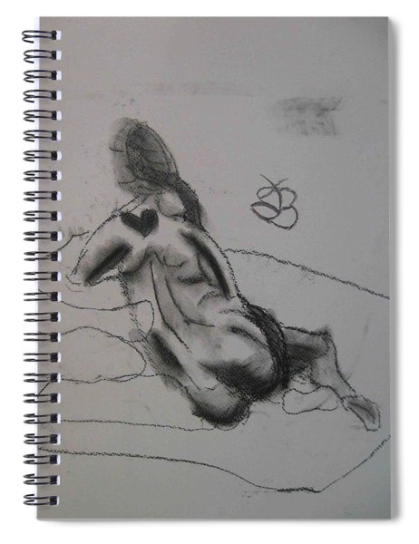 model named Chieh one Spiral Notebook by AJ Brown