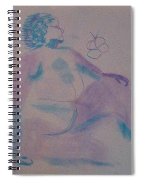 model named Helene Spiral Notebook