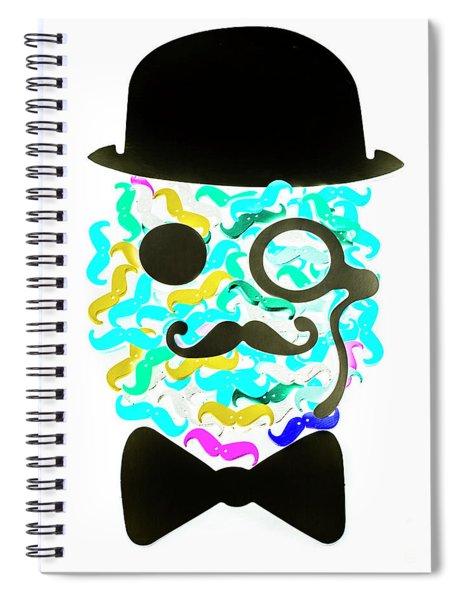 Moeicature Spiral Notebook