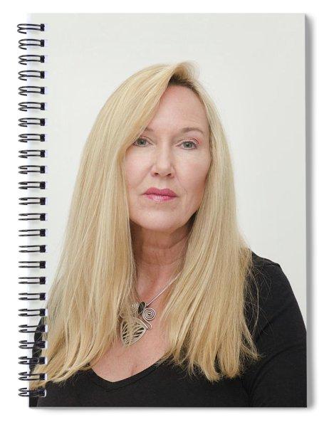 Molly Devoss Spiral Notebook