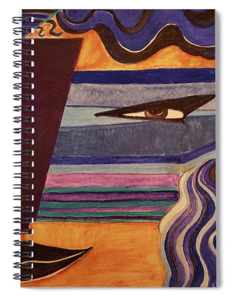 Monday Spiral Notebook