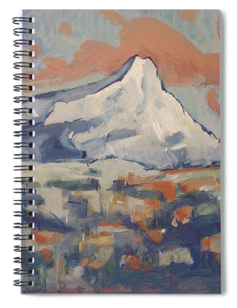 Montagne Sainte Victoire Spiral Notebook