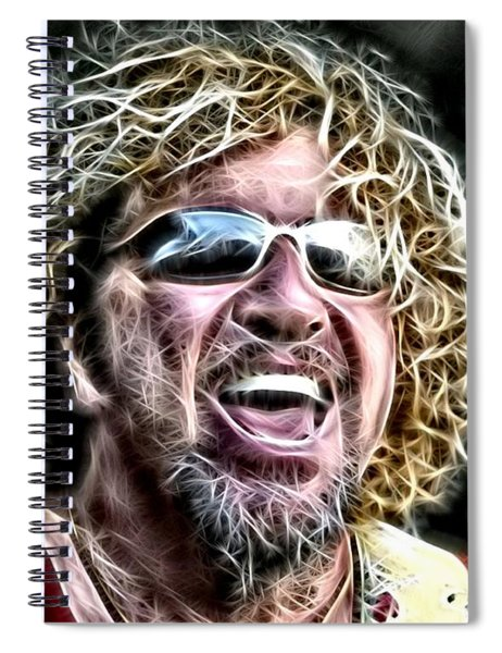 Montrose Spiral Notebook