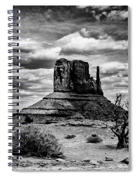Monument Valley, June 2018 Spiral Notebook