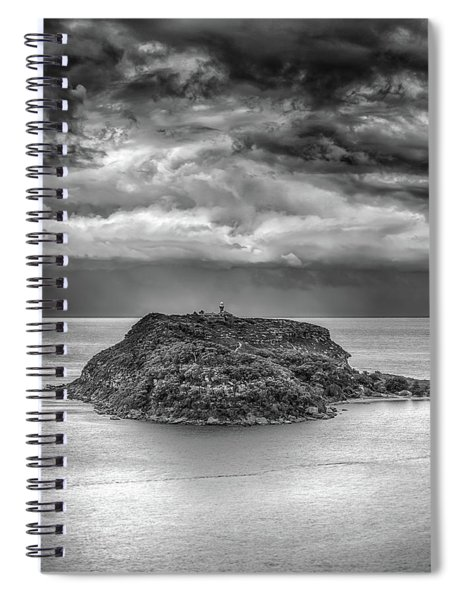 Moody Sky Spiral Notebook