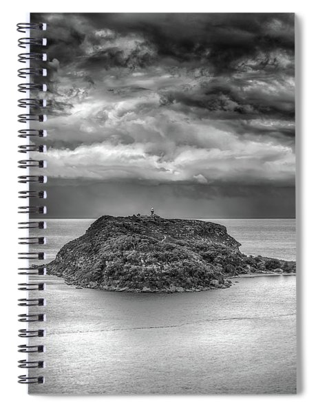 Moody Sky Spiral Notebook