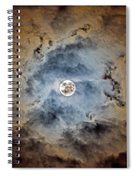 Moonglow 2 Spiral Notebook