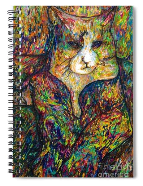 Mooshu Spiral Notebook