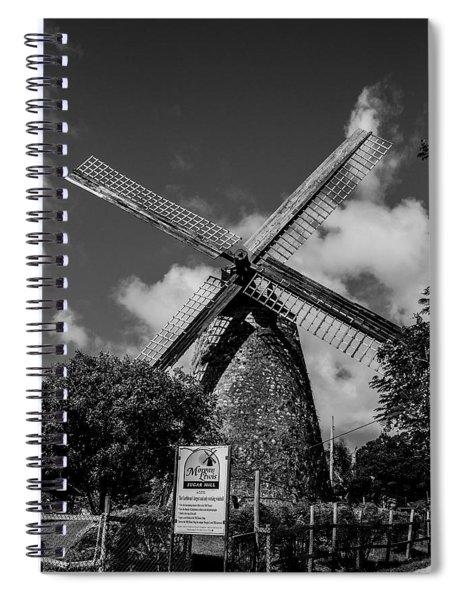 Morgan Lewis Mill 2 Spiral Notebook