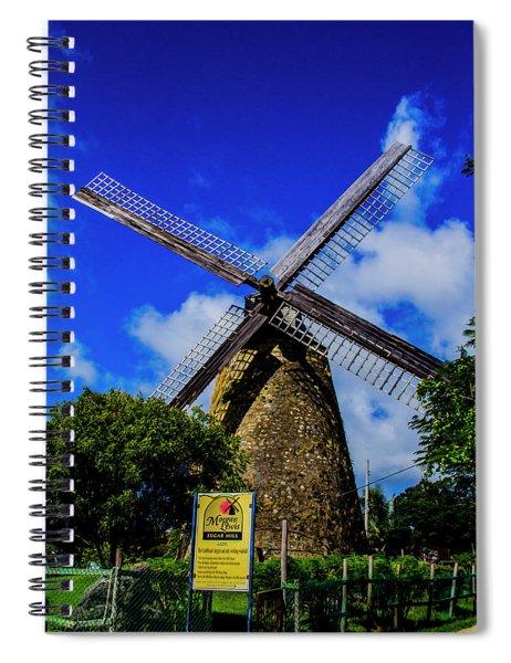 Morgan Lewis Mill Spiral Notebook