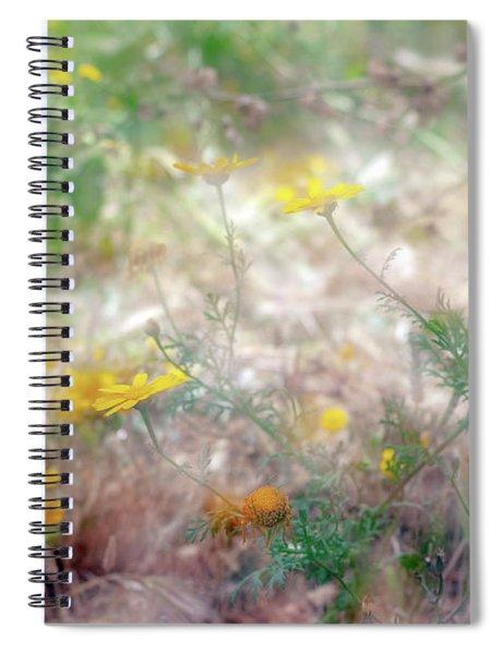 Morning Impressions Of Jaffa 2 Spiral Notebook