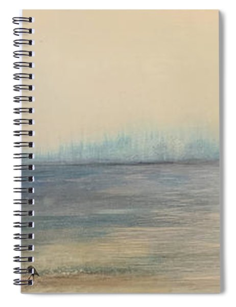 Morning On The Lake  Spiral Notebook