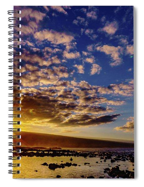 Morning Sunrise Spiral Notebook