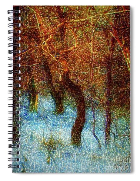 Morning Worship Spiral Notebook