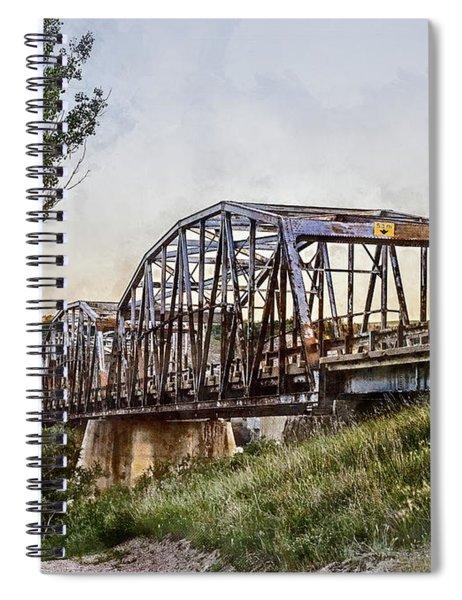 Morrin Bridge Spiral Notebook