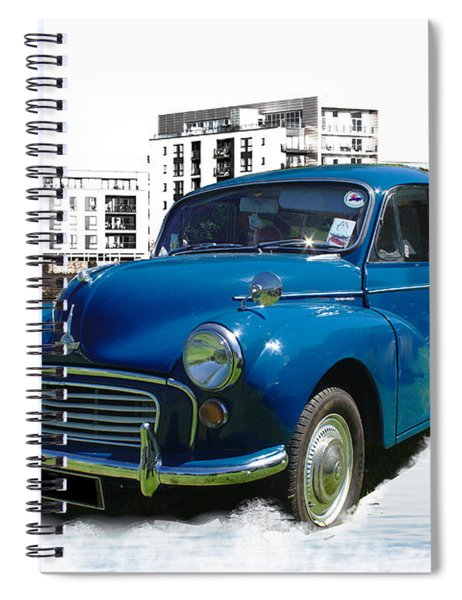 Morris Super Minor Spiral Notebook