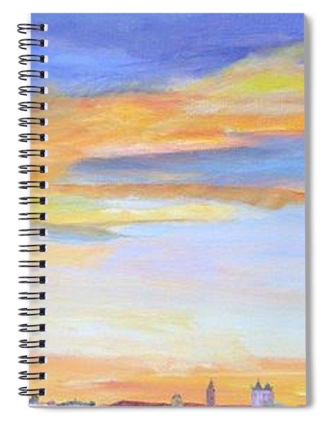 Mortal Spiral Notebook
