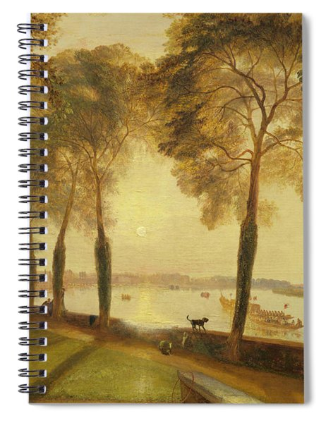 Mortlake Terrace, 1827 Spiral Notebook