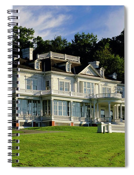 Moses Cone Manor Spiral Notebook