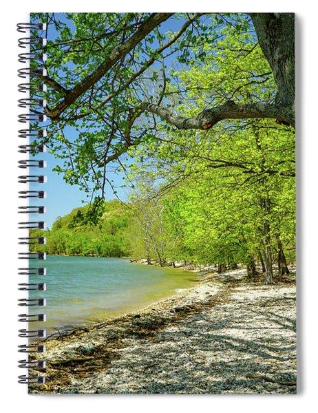 Moss Creek Beach Spiral Notebook