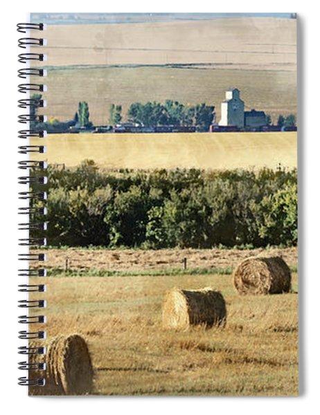 Mossleigh Elevators Spiral Notebook