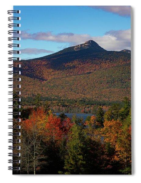 Mount Chocorua New Hampshire Spiral Notebook
