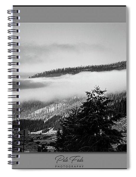 Mountain Mist Spiral Notebook