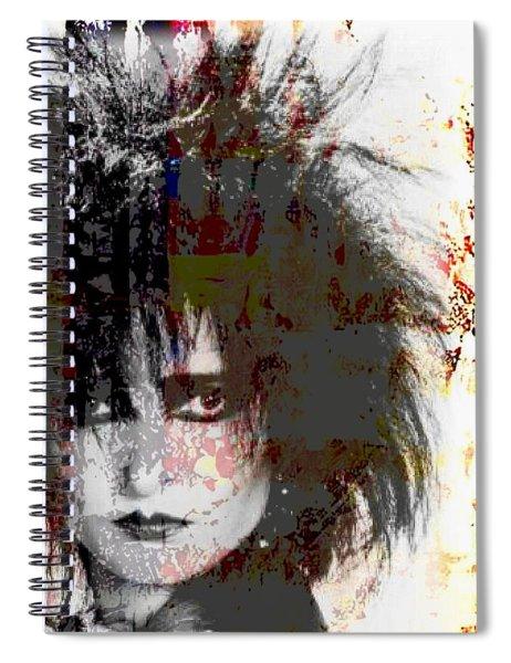 Mrs S Spiral Notebook