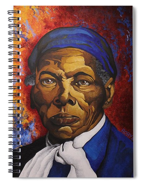 Ms. Tubman Spiral Notebook