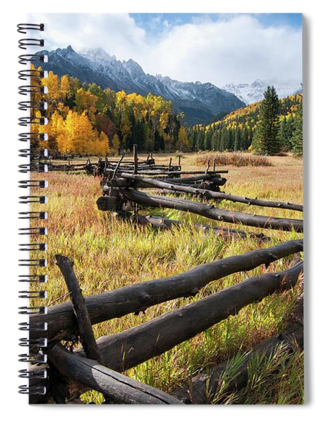 Mt. Sneffles Wilderness Spiral Notebook