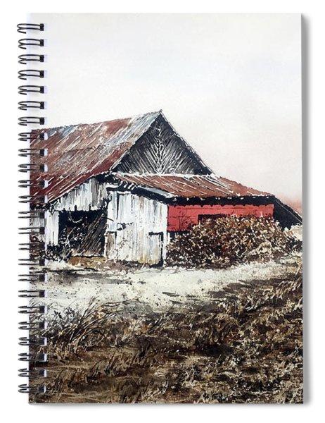 Mud Season Spiral Notebook