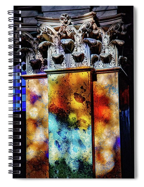 Multi-glass Spiral Notebook