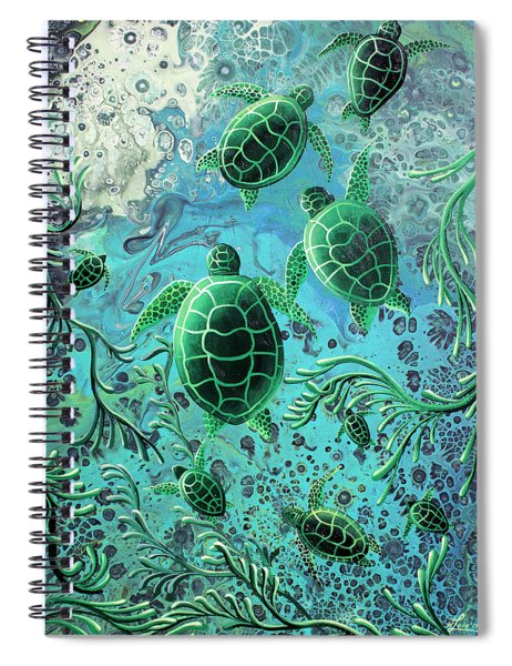 Munchkins Spiral Notebook