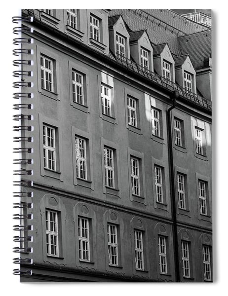 Munich Police Headquarters Spiral Notebook