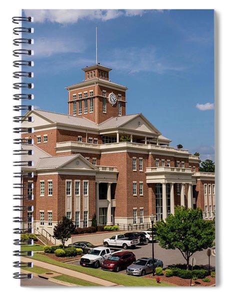 Municipal Building - North Augusta Sc Spiral Notebook