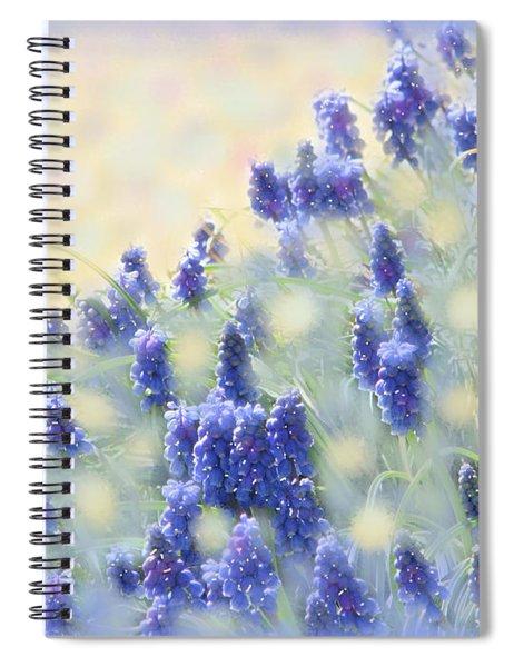 Muscari Morning Spiral Notebook