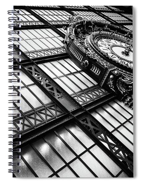 Musee D'orsay Spiral Notebook