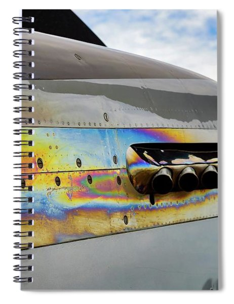 Mustang Colors Spiral Notebook