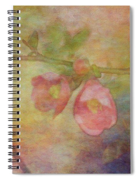 Muted Primaries 8844 Idp_2 Spiral Notebook