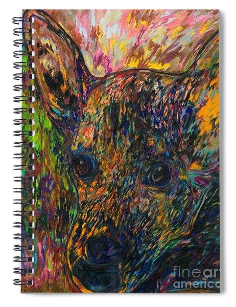 My Late Dog Rosco Spiral Notebook